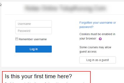 Mengaktifkan Halaman Pendaftaran User Pada E-Learning Menggunakan Moodle