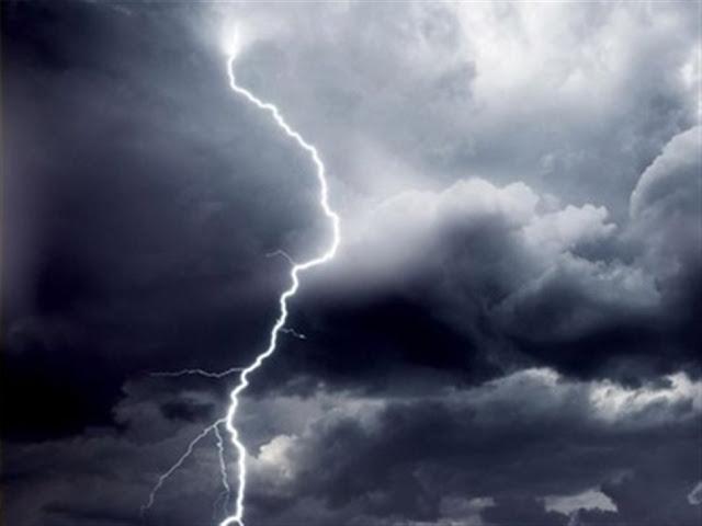 Καταιγίδες σήμερα ενώ το Σάββατο ο υδράργυρος θα σκαρφαλώσει στους 41C...Μοιράζει πόνο ο καιρός!!!