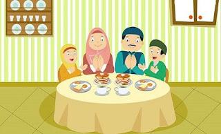 Doa Sebelum Makan dan Doa Sesudah Makan (Arab, Latin & Artinya)
