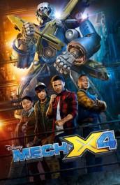 MECH-X4 Temporada 1 audio español