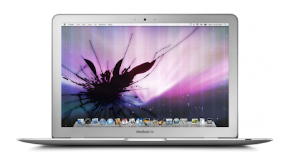 Ganti LCD MacBook Air