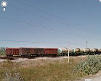 Wagony towarowe rosyjskich kolei RŻD, Półwysep Chushka