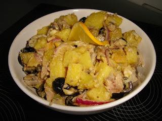 Salata arnautilor / Albanian salad