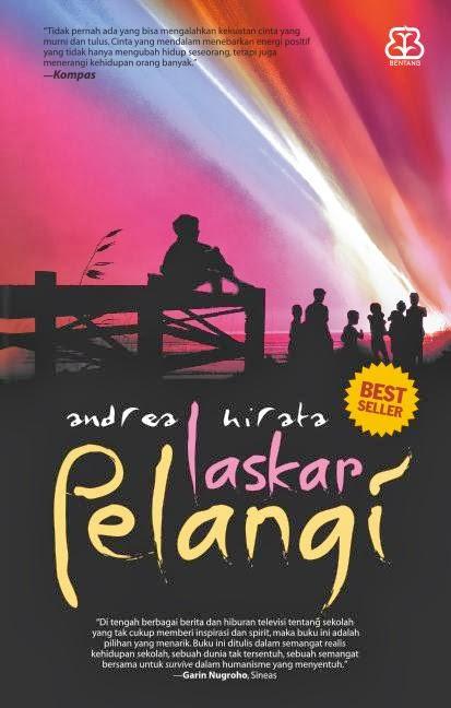 Analisis Unsur Intrinsik Novel Laskar Pelangi Bulan Maulana Bm