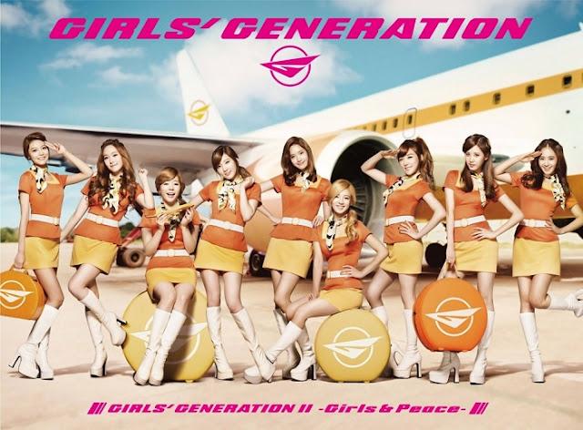 SNSD Girls Generation TOP lyrics
