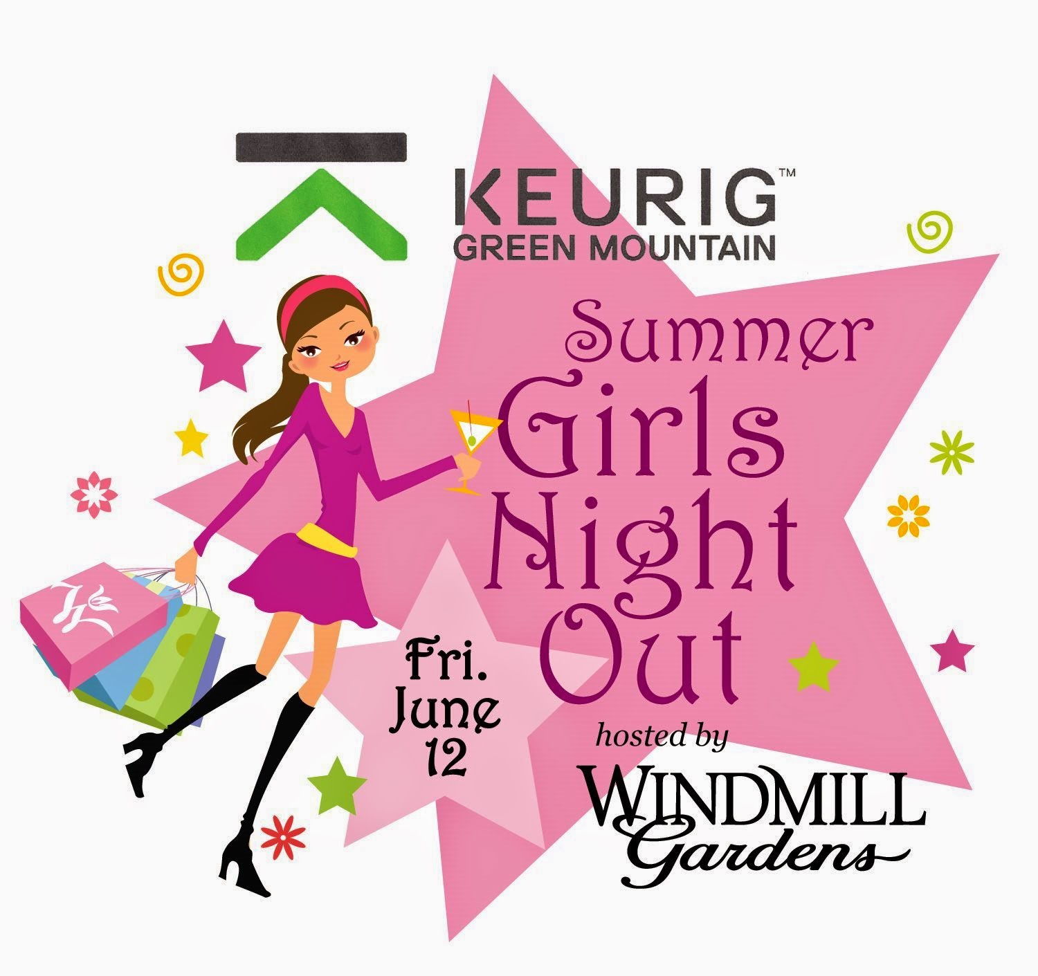 Ben Franklin Crafts And Frame Shop Girls Night Out At Windmill Gardens