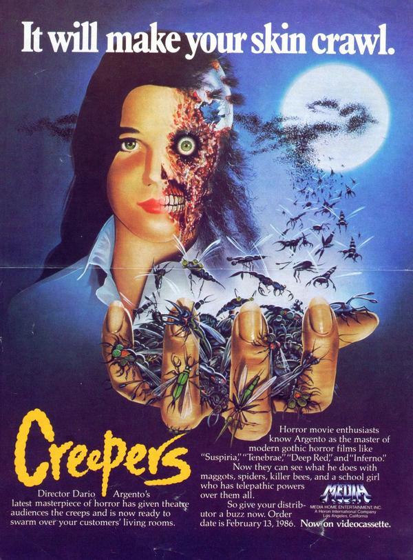 Creepers Film