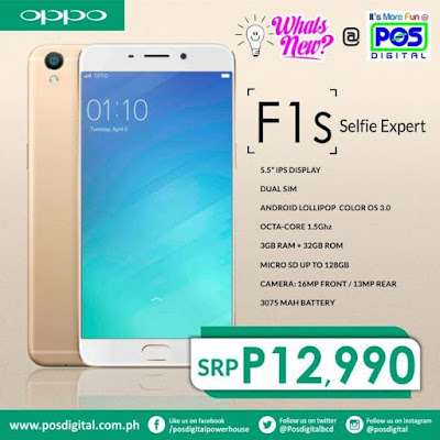 oppo f1s possible ph price revealed now available by a
