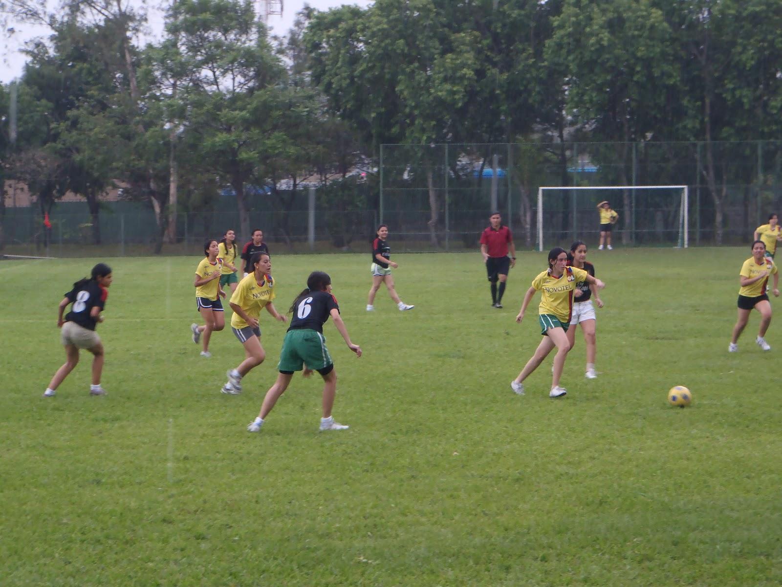 Intramuros De Futbol Femenino Ex Teen Zone