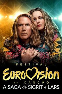 Festival Eurovision da Canção: A Saga de Sigrit e Lars - HDRip Dual Áudio