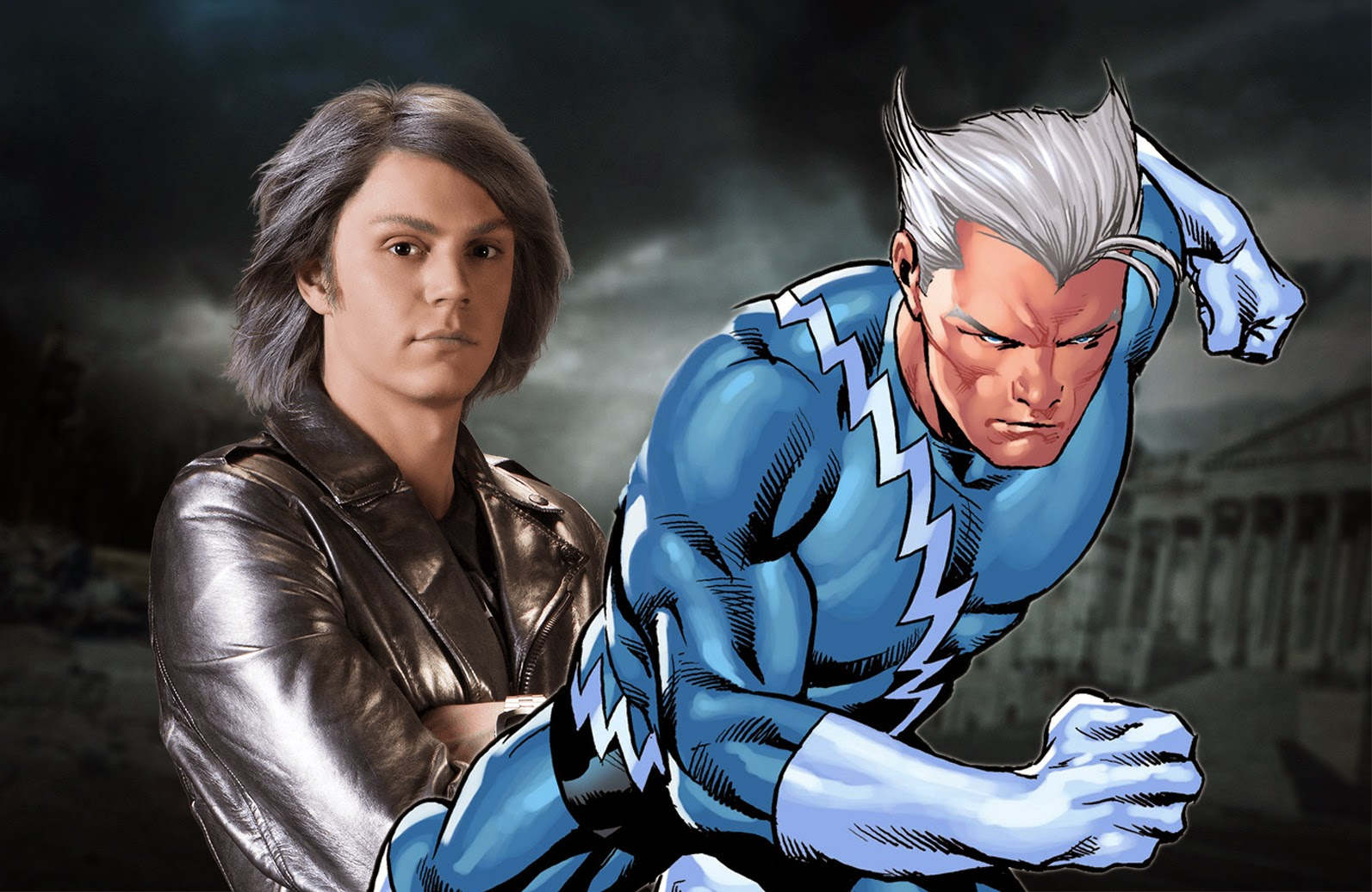 Storia Quicksilver Marvel X-Men Avengers