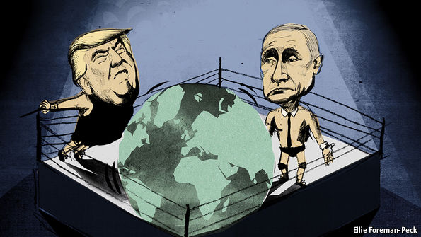 Η αμερικανική επίθεση εναντίον της Ρωσίας