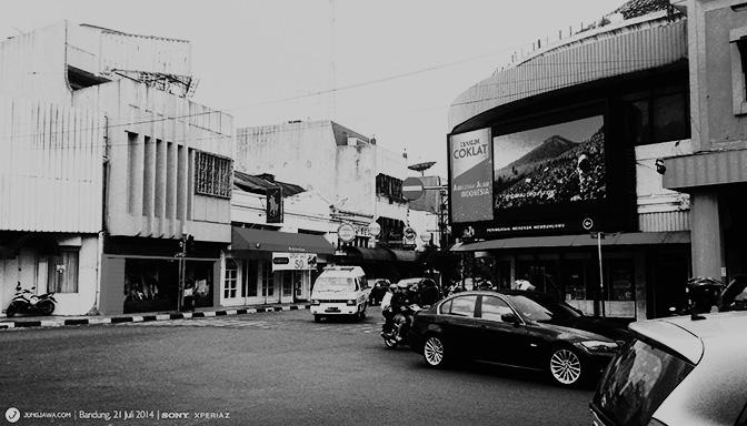 Kota Bandung di tahun 2014