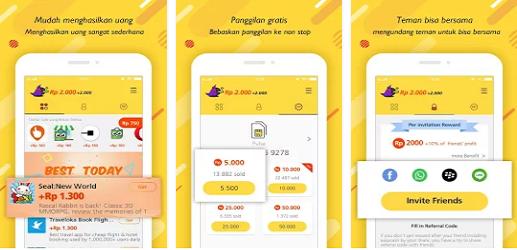 Casheasy : Cara Terbaru Mendapatkan Pulsa Gratis dari Aplikasi Casheasy