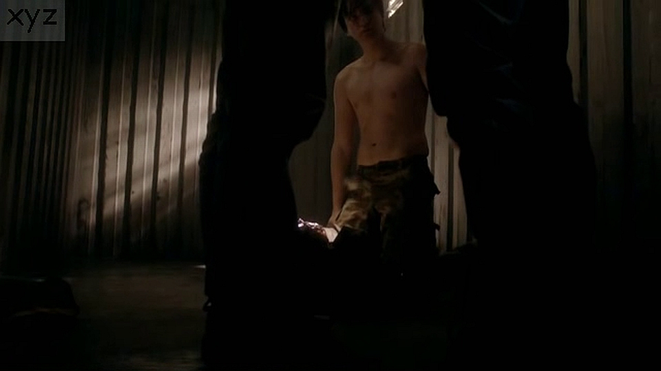 the stars come out to play richard harmon shirtless in