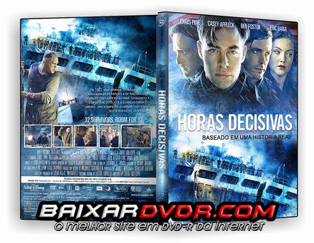 HORAS DECISIVAS (2016) DUAL AUDIO DVD-R OFICIAL