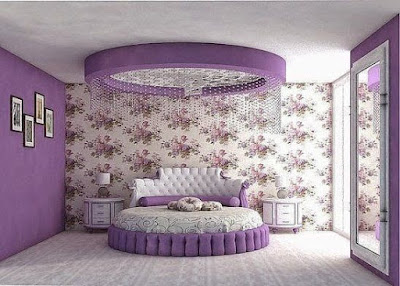 +60 purple interior design ideas color schemes wall paint color combinations 2019