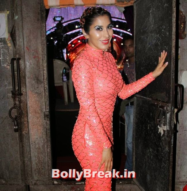 Sophie Choudhary, Jhalak Dikhhla Jaa 5th July Episode Pics - Vidya Balan as Guest