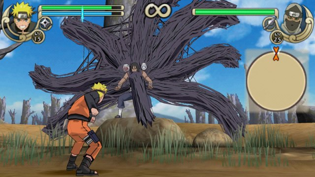 Download Naruto Ultimate Ninja Impact PC Games Gameplay