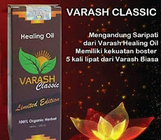 Minyak Varash Classic  <p>Rp.350.000</p> <code>CLS-012</code>