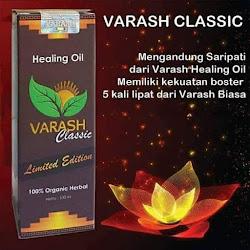 Varash Oil Classic  <p>Rp.350.000</p> <code>CLS-012</code>