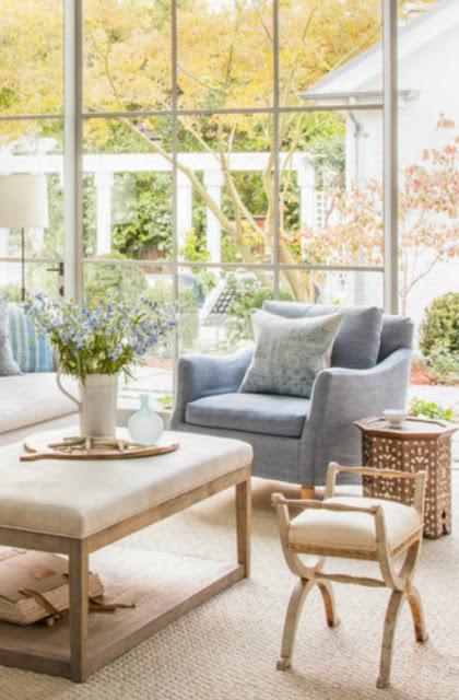 Inspiring interior design inspiration by Giannetti Home - found on Hello Lovely Studio