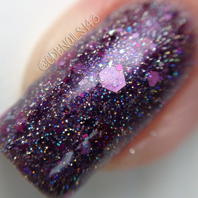 Sassy Pants Polish-Visions of Sugar Plums