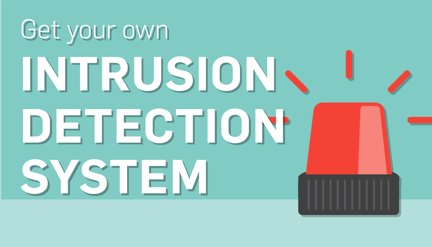 Intrusion detection policy