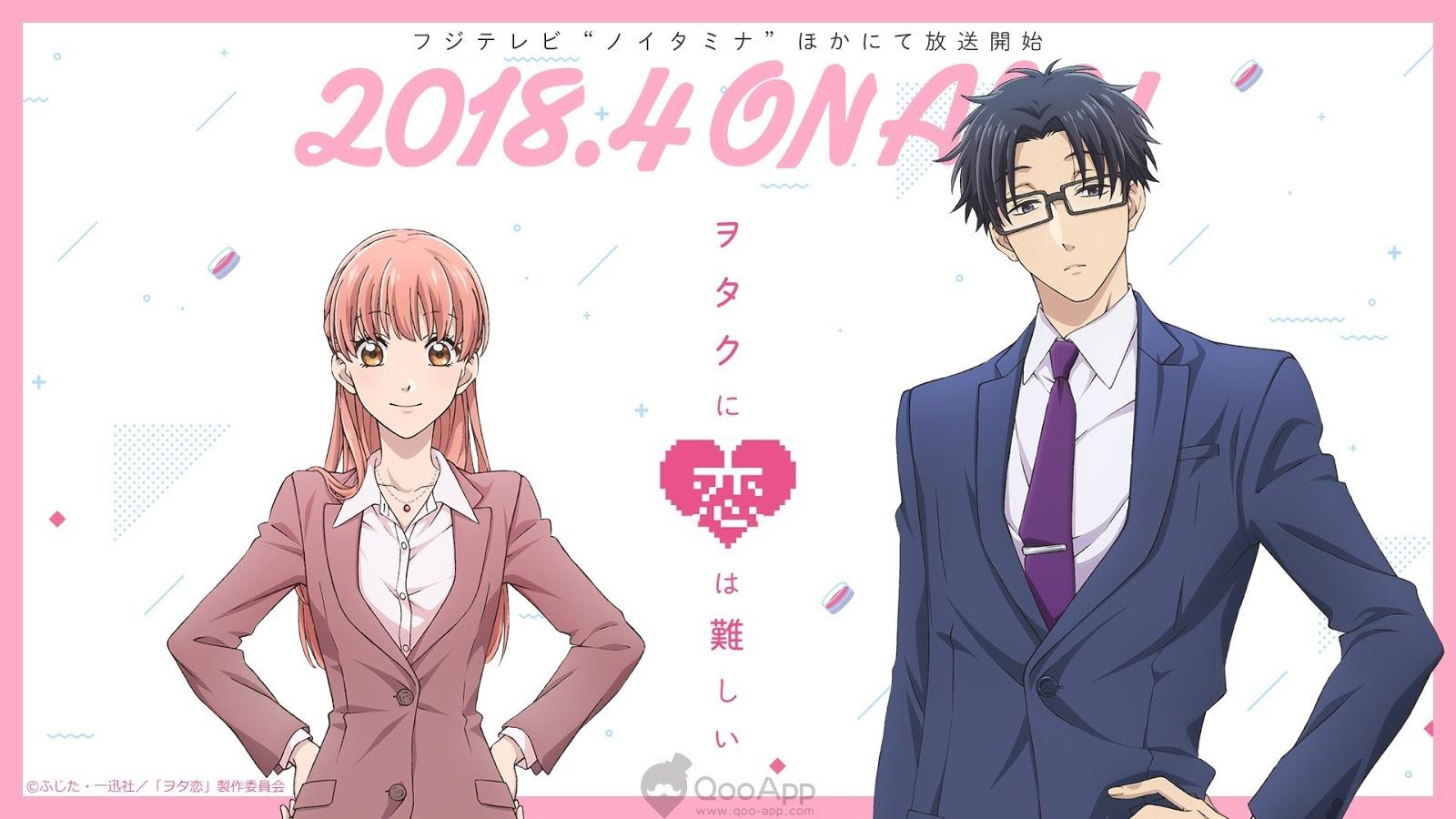 10 animes mais esperados pra temporada de Primavera 2018