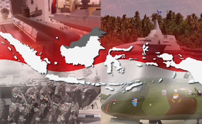 Sistem Pertahanan Negara Indonesia (Militer)