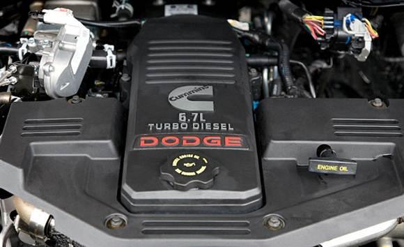2017 Dodge RAM 2500 Laramie Longhorn Review