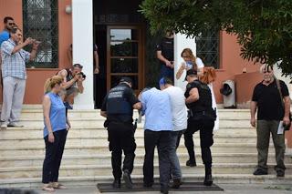 Ελεύθερος ο ένας εκ των οκτώ Τούρκων αξιωματικών