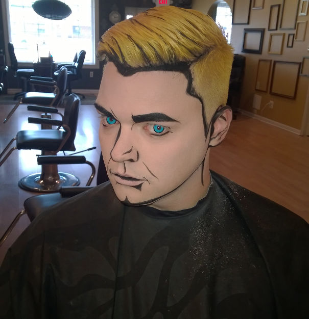 Pop Art Guy