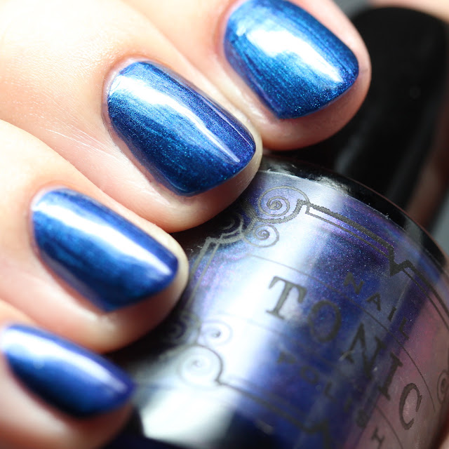 Tonic Nail Polish Dragons at Dusk