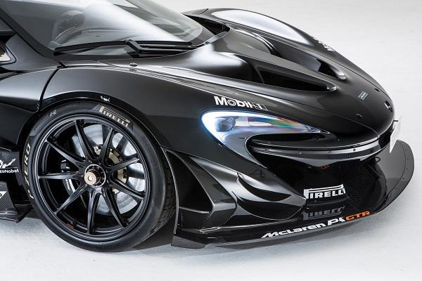 McLaren P1 GTR Lazante