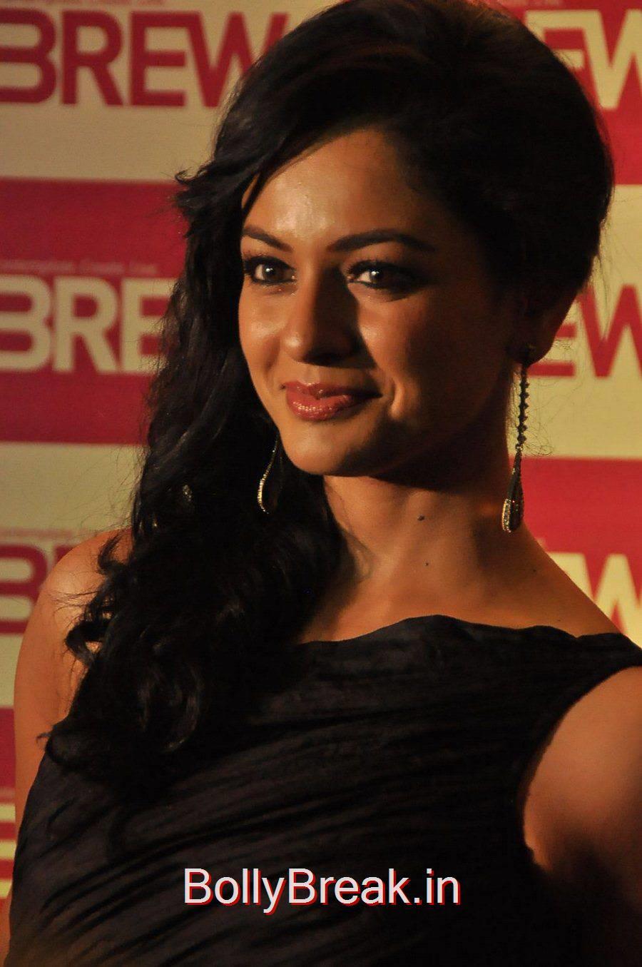 Pooja Kumar Photo Gallery with no Watermarks, Actress Pooja Kumar Hot Pics from Brew Magazine Launch