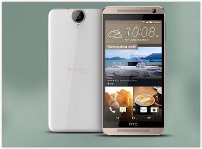 Thay màn hình htc one E9 giá rẻ