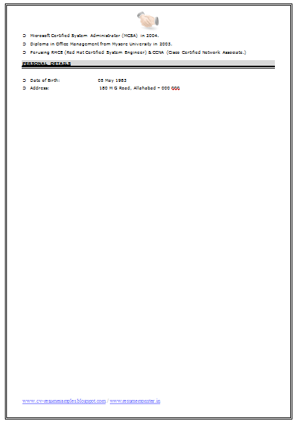 and resume samples with free download network engineer resume format