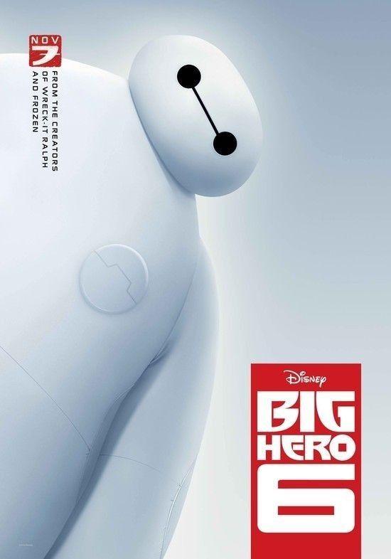 Nonton Film Big Hero 6 (2014)