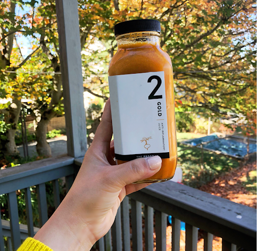 "Jujubeet launches premium juice cleanse ""The Program"""