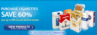 Winston Cigarettes Coupons