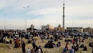 305 οι νεκροί στην Αίγυπτο