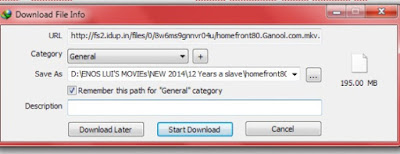 Cara Cepat Download Film Di Ganool dalam Sekejap Cara Cepat Download Film Di Ganool dalam Sekejap [Update]