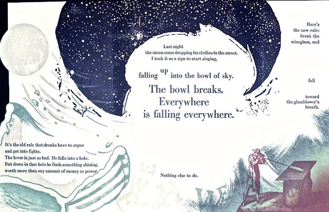 New Rule: A Poem By Rumi, illustrated by Sibyl Rubottom and Jim Machacek.