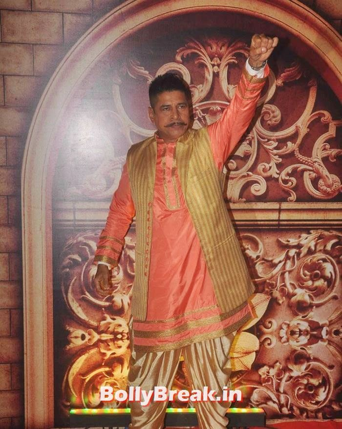 Sudesh Berry, Zee Rishtey Awards 2014 Photo Gallery