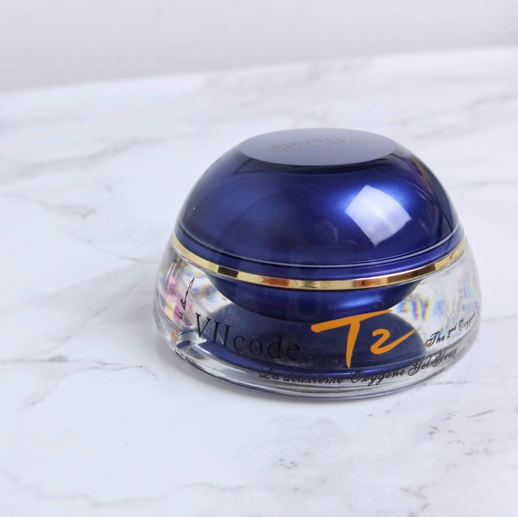 VIIcode T2 eye cream review