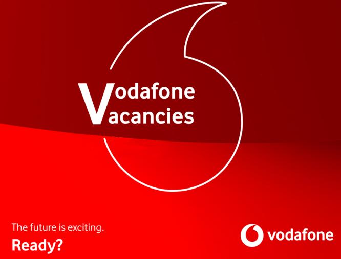 اعلان وظائف فودافون لمختلف التخصصات - التسجيل على الانترنت