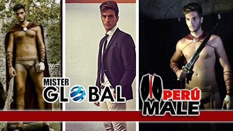 Mister Global Spain 2018