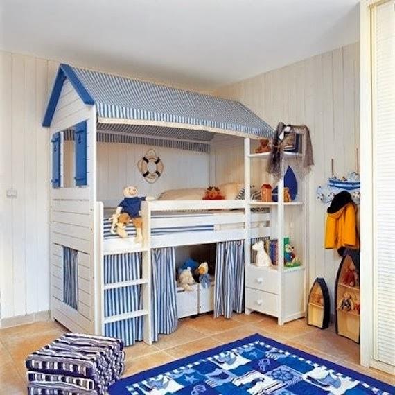 mar vi blog ikea hacks idee per personalizzare i letti kura. Black Bedroom Furniture Sets. Home Design Ideas