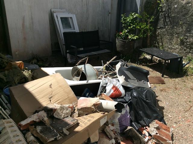 scrap metal in France